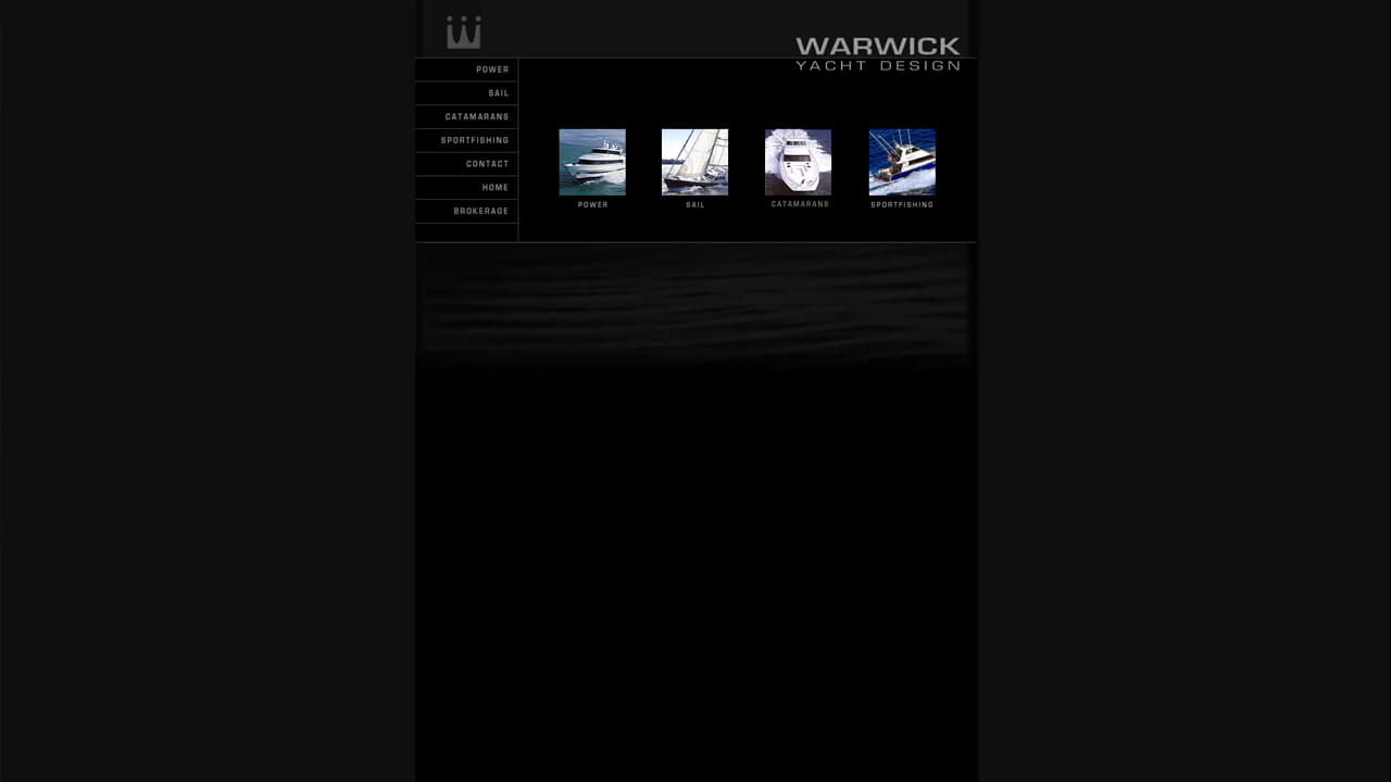 WordPress Wizards - Warwick Yacht Design - OLD